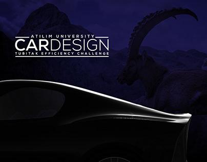 Car Design Atılım Tubitak Efficiency Challenge 20