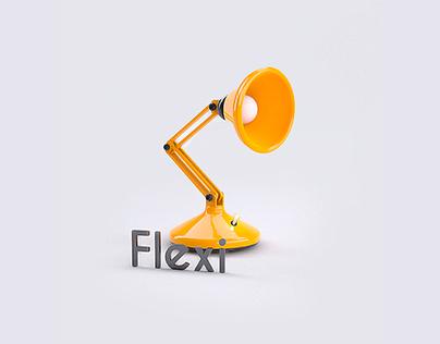 (Short) The adventures of Flexi