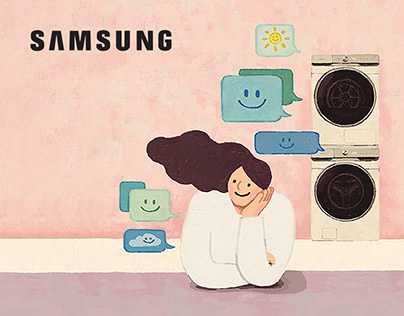 Samsung Grande AI Laundry Book