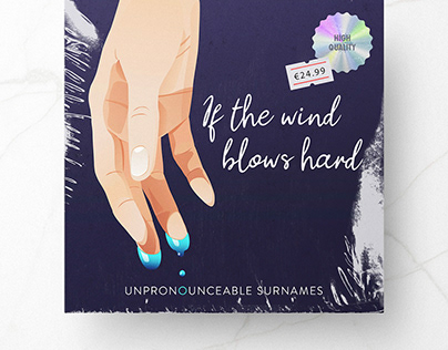 Single cover - If the wind blows hard