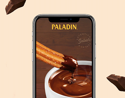 Chocolate Website mobile first