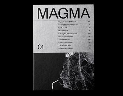 MAGMA | Magazine Design