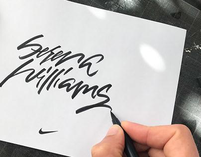 Nike's invitation