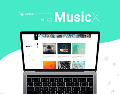 DENEBX-Music