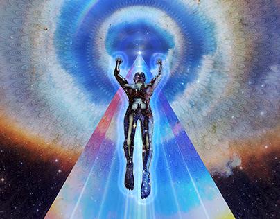 Transcendence (Visionary Art)