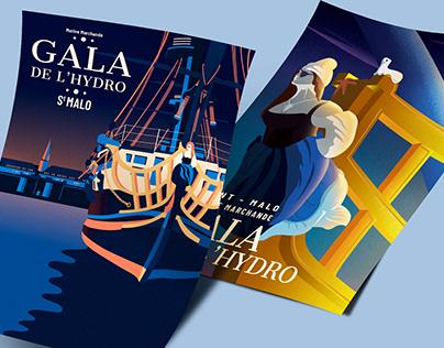 Gala hydro Saint-Malo