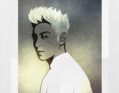Vector Portrait - T.O.P