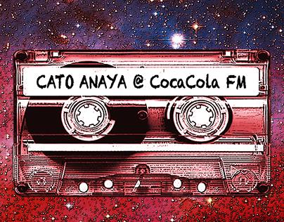 MixCloud Art - Cato Anaya @ CocaCola FM