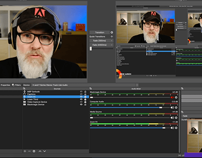 Using VST Plug-ins in OBS