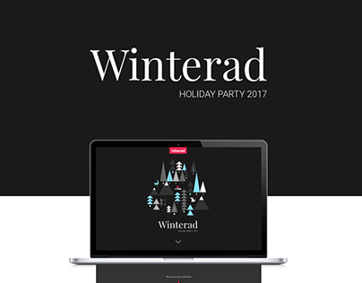 Winterad Event Branding 2017