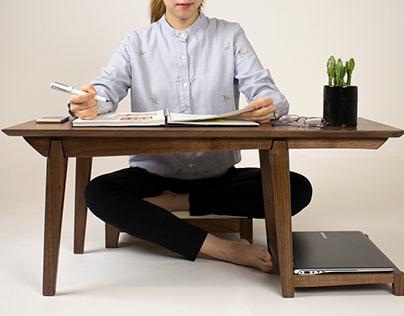 Floor Desk