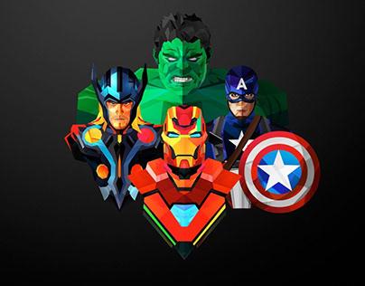 Marvel stationery