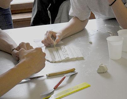 Teaching Tactile Graphics @ Supsi Lugano