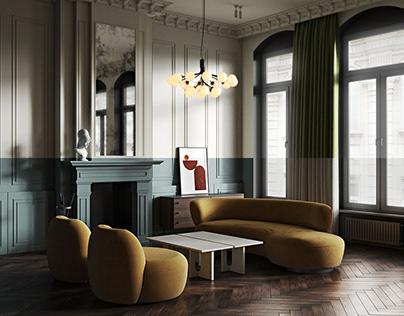 RO interior | Bold & Soft version