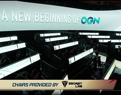 OSM / OGN E-Sports Launch Event
