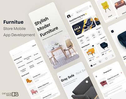 Furniture Delivery App
