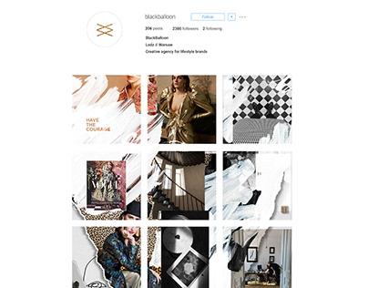 Infinite collage