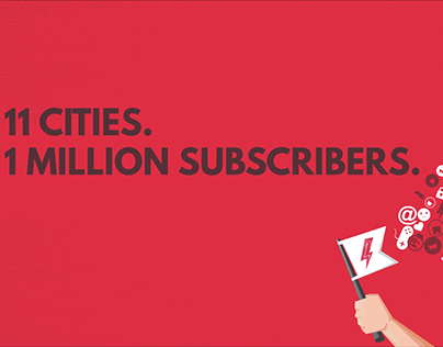 one million subscribers milestone film - act fibernet