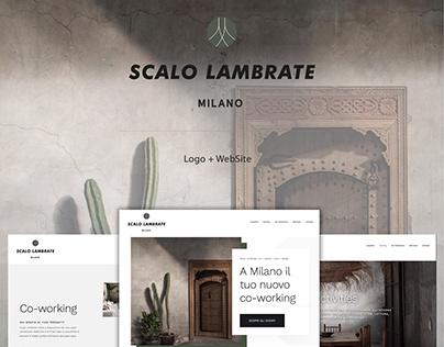 scalolambrate.com   web design   logo design