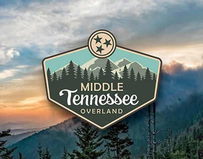 Logo: Middle Tennessee Overland