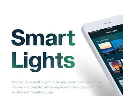 SmartLights App