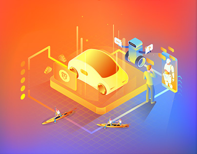 PaddlePaddle AI Challenge | KV Design & Poster Design