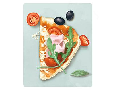 Illustration culinaire