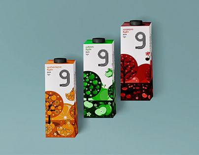 Juice - Number 9