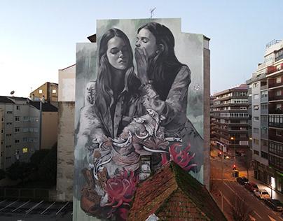 """The Whisper"" Vigo, Spain."