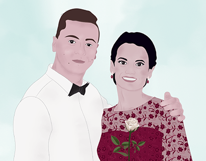 Personalized illustrations