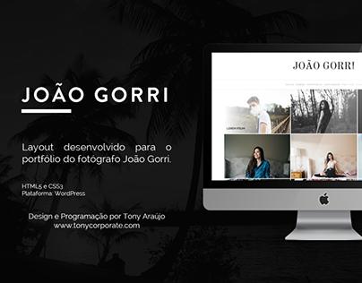 João Gorri - Portfólio