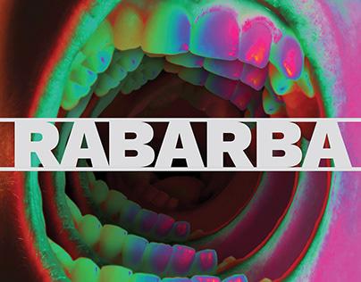 R A B A R B A – Exhibition Poster
