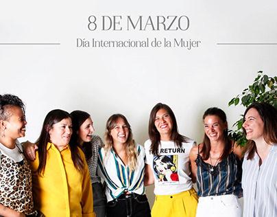 """Internet - Indian Uruguay - """"Día de la Mujer 2019"""""""
