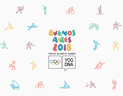 Buenos Aires 2018— Pictograms