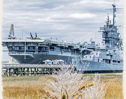 USS Yorktown - Charleston, SC