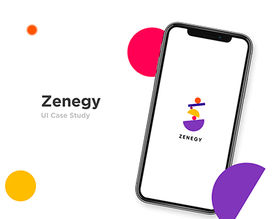 Zenegy Meditation & Sleep App   UI Case Study