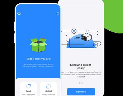 Addy App (Ux/Ui Mobile App)