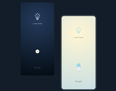 On/Off Switch for remote light controller app