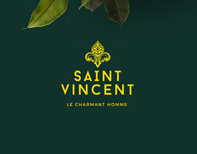 Men grooming Saint Vincent