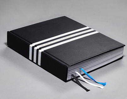 adidas - History book