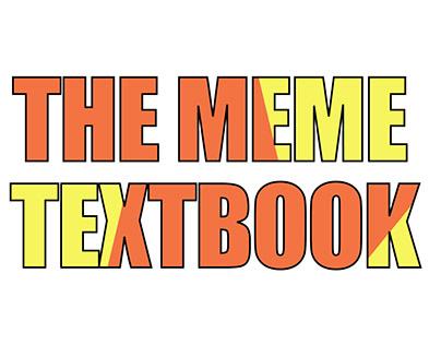 The Meme Textbook