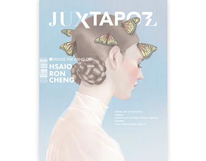 Juxtapoz Magazine Redesign
