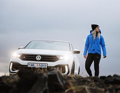 Sara Sigmundsdóttir for VWR in Iceland