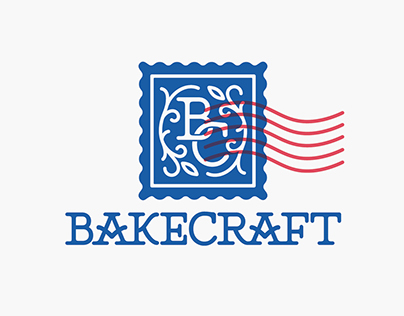 BakeCraft Logo Design