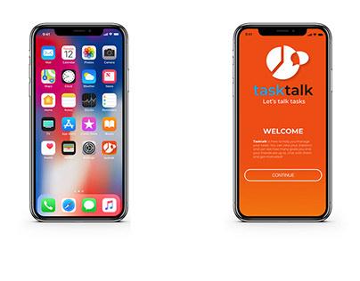 App Tasktalk