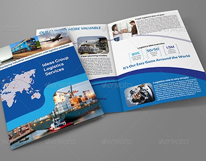 23 Examples of Transportation Company Brochures