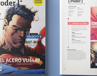 Magazine- Poder al Cuadrado