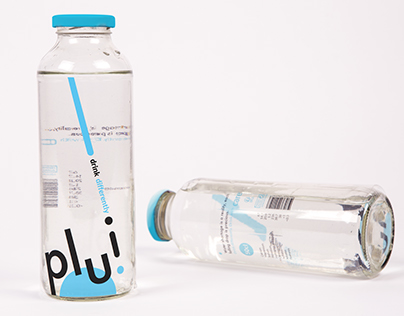 Plui Mineral Water