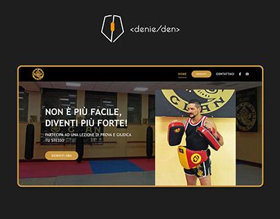 Muay Thai Clan • sito web