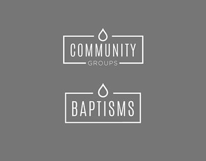 The Well Community Church - Companion Logos